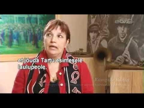 Eestimaa kuulsad inimesed. Johann Jannsen. Aрхив ETV2 ERR