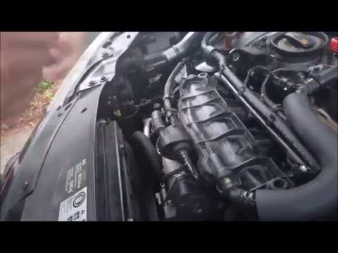 2010 VW GTI - Throttle Body Removal and Installation with COMMENTARY!