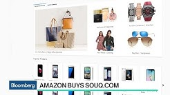 Amazon Bets on Middle East With Souq.com Acquisition