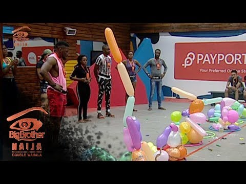 Download Day 1: Kayibesi Toni the first Head of House | Big Brother: Double Wahala | Africa Magic
