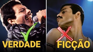 FILME DO QUEEN: Real ou Ficção! (Bohemian Rhapsody, 2018)