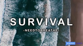 Play Survival (feat. Drew & Ellie Holcomb)