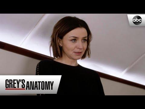 Amelia Apologizes To Link - Grey's Anatomy Season 15 Episode 21