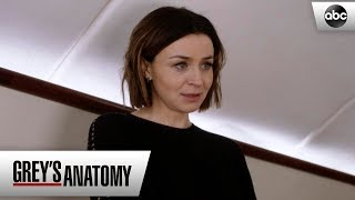 Amelia Apologizes to Link - Grey's Anatomy Season 15 Episode 21