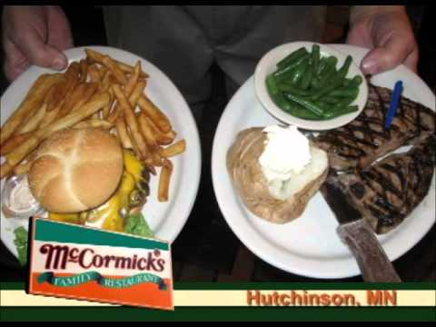 Hutchinson Minnesota's McCormick's Restaurant on Our Story's What's Cookin
