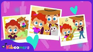 I Love You Daddy | Father's Day Song for Kids | The Kiboomers | Happy Fathers Day Song