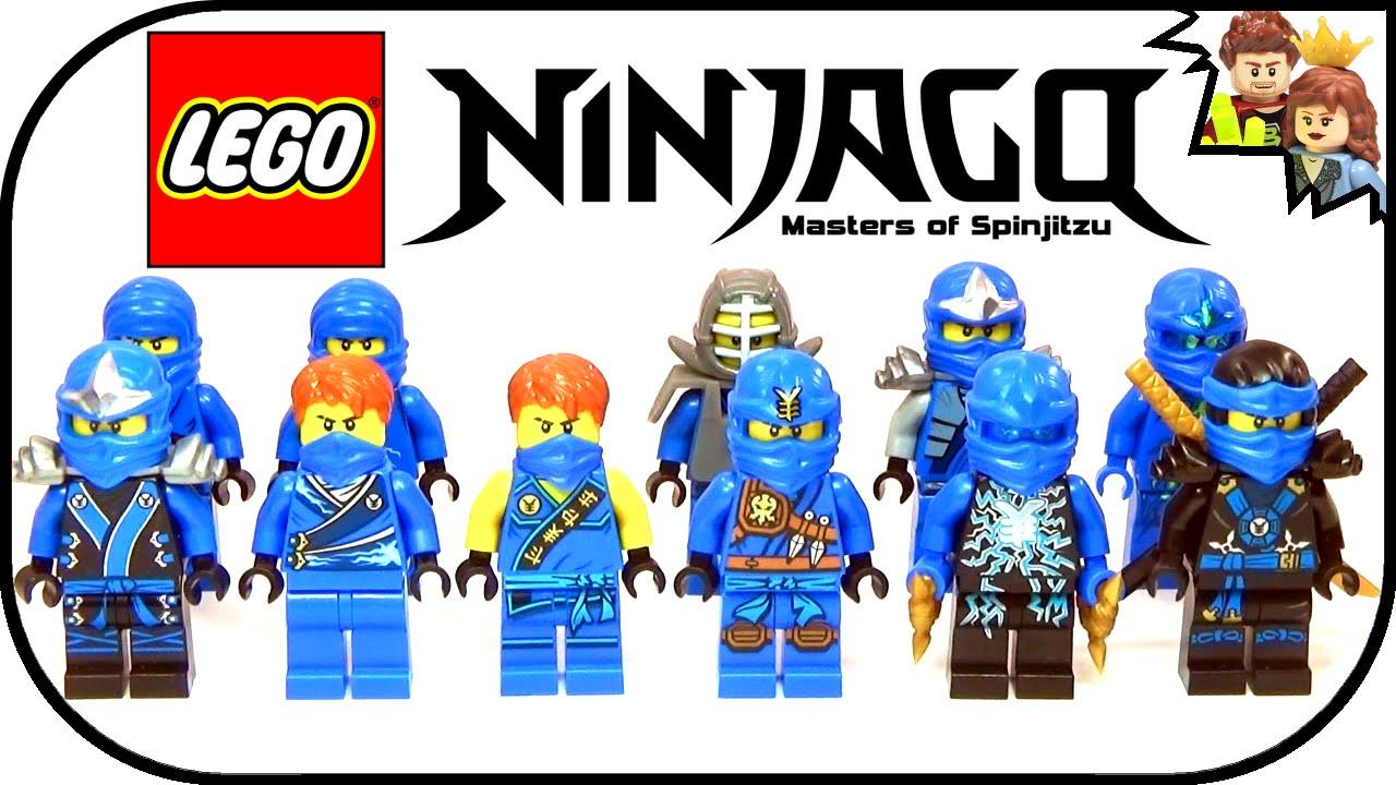 Lego Ninjago Jay Ultimate Ninja Collection 2015