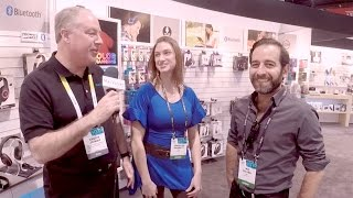 MacVoices #15027: CES - iHome Releases A Wide Variety of New Audio Products