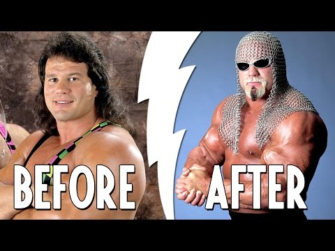 11 MOST SHOCKING Body Transformations in Wrestling!