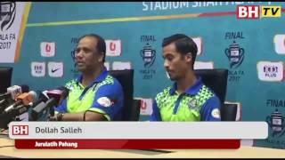 Dollah akui Kedah ada kelebihan jadi juara