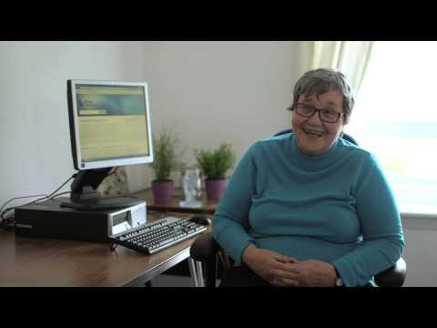 Digital Scotland Online Case Study: Dorothy's story