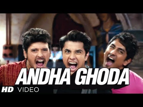 Andha Ghoda Race Mein Dauda  song lyrics