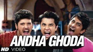 ANDHA GHODA RACE MEIN DAUDA VIDEO SONG | CHASHME BADDOOR | ALI ZAFAR, SIDDHARTH, TAAPSEE PANNU