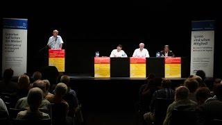 Interviews mit Christoph Nestor, Heiko Maas  und Rolf Gaßmann zur Mietpreisbremse