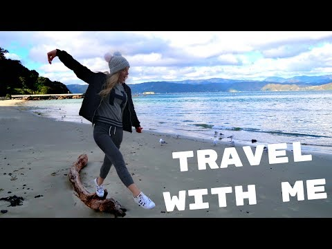 TRAVEL TO NEW ZEALAND WITH ME | VLOG 1