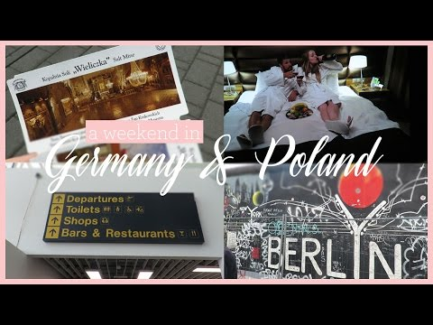 A weekend in Germany & Poland | Travel vlog