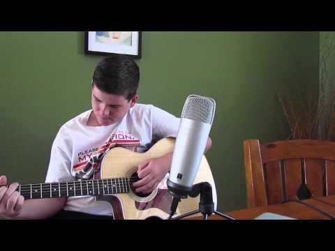 Speakers-Sam Hunt (Cover By RJ McLaughlin)