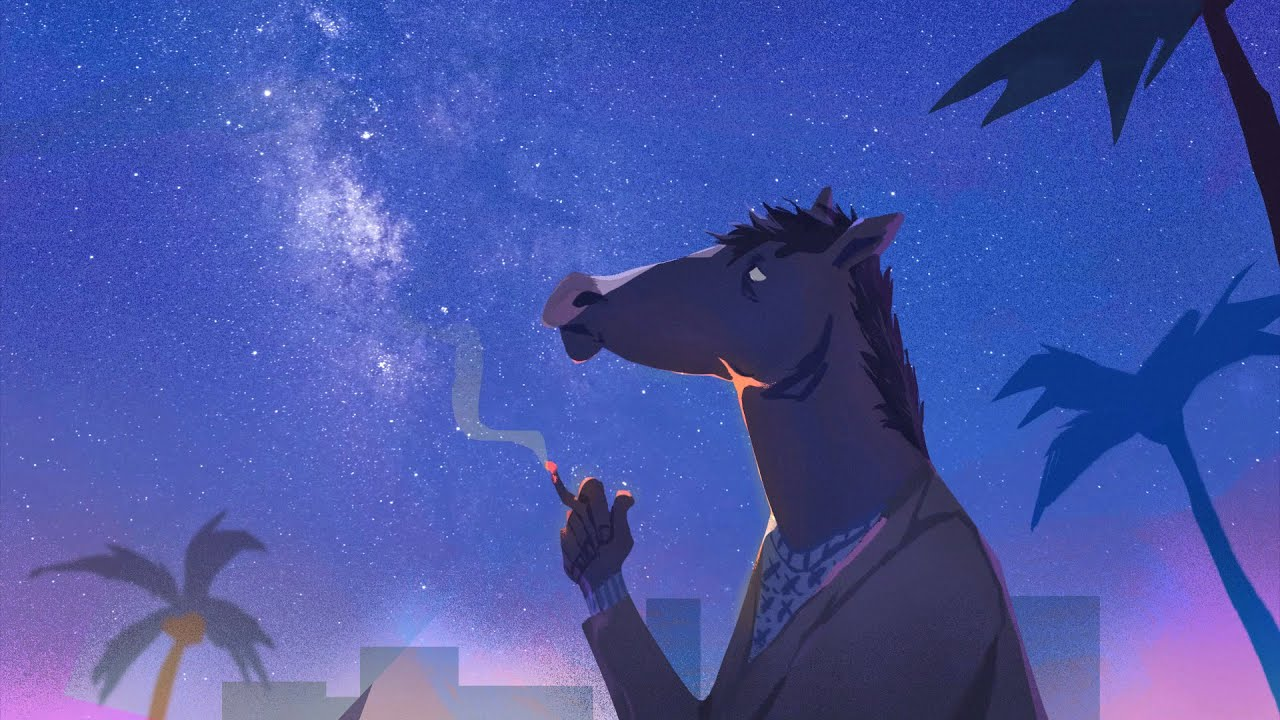 The answer is in the stars ~ lofi hip hop mix