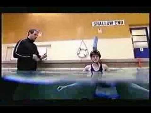 Jaw Theme Swimming