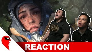 Anthem Official Cinematic Trailer Reaction
