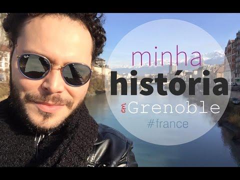 Minha história em Grenoble