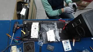 아이티플러스(68552-2-4) 조립출고영상 ITplus 조립의뢰 ( 동영상 물류 서비스 기본조립 +  깔끔한 선정리 + Bios setting thumbnail