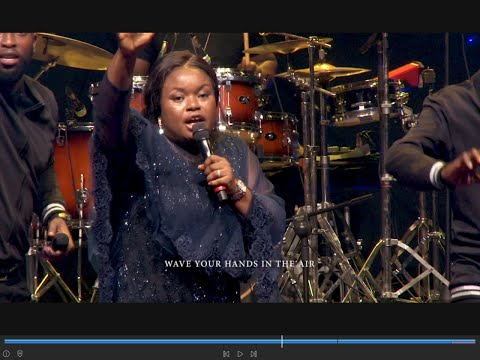 Rhose Avwomakpa Mighty God Live (Official Video)