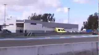 F1 2014. Test u Jerezu - zvuk novih turbo motora F1