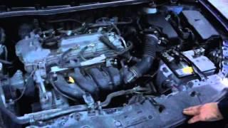 Замена робота на АКПП Toyota corolla, Toyota Auris
