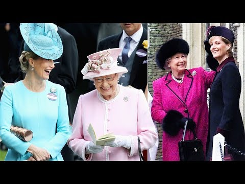 How Sophie became the Queen's favorite daughter-in-law