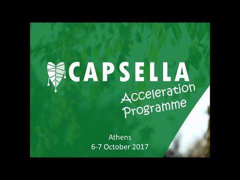 Capsella Acceleration Programme - Register Now!