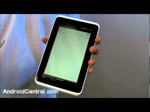 HTC Flyer Android Tablet