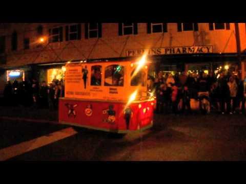 The Christmas Parade of Lights Trailer