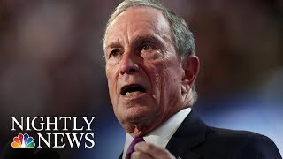 Voters React As Michael Bloomberg Prepares For Presidential Run | NBC Nightly News