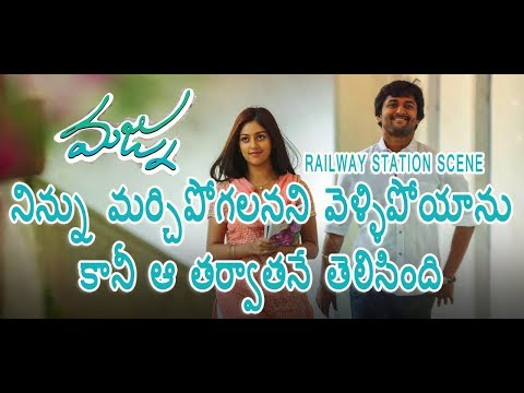 Majnu Climax Railway Station Dialogue||...