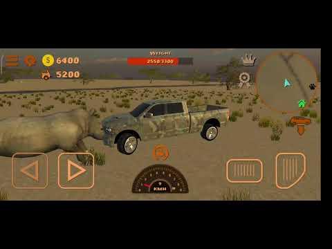 Hunting Simulator 4x4 Android Gameplay #22 |