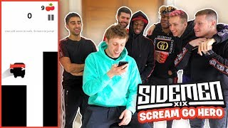 SIDEMEN PLAY SCREAM GO HERO