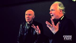 CIMMfest 2012: Irvine Welsh Q&A with John McNaughton at Chicago International Movies & Music Fest