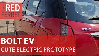 TATA Bolt EV - new prototype electric family car is not what we expected [Test Drive]