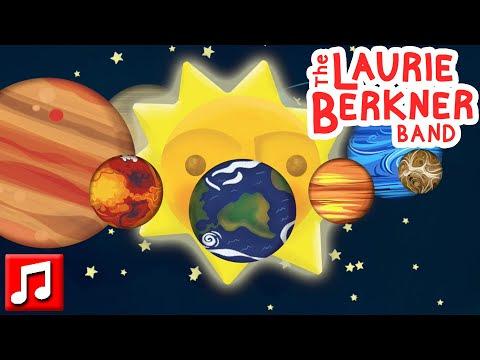 "Lullabies For Kids - ""All The Planets"" By The Laurie Berkner Band"