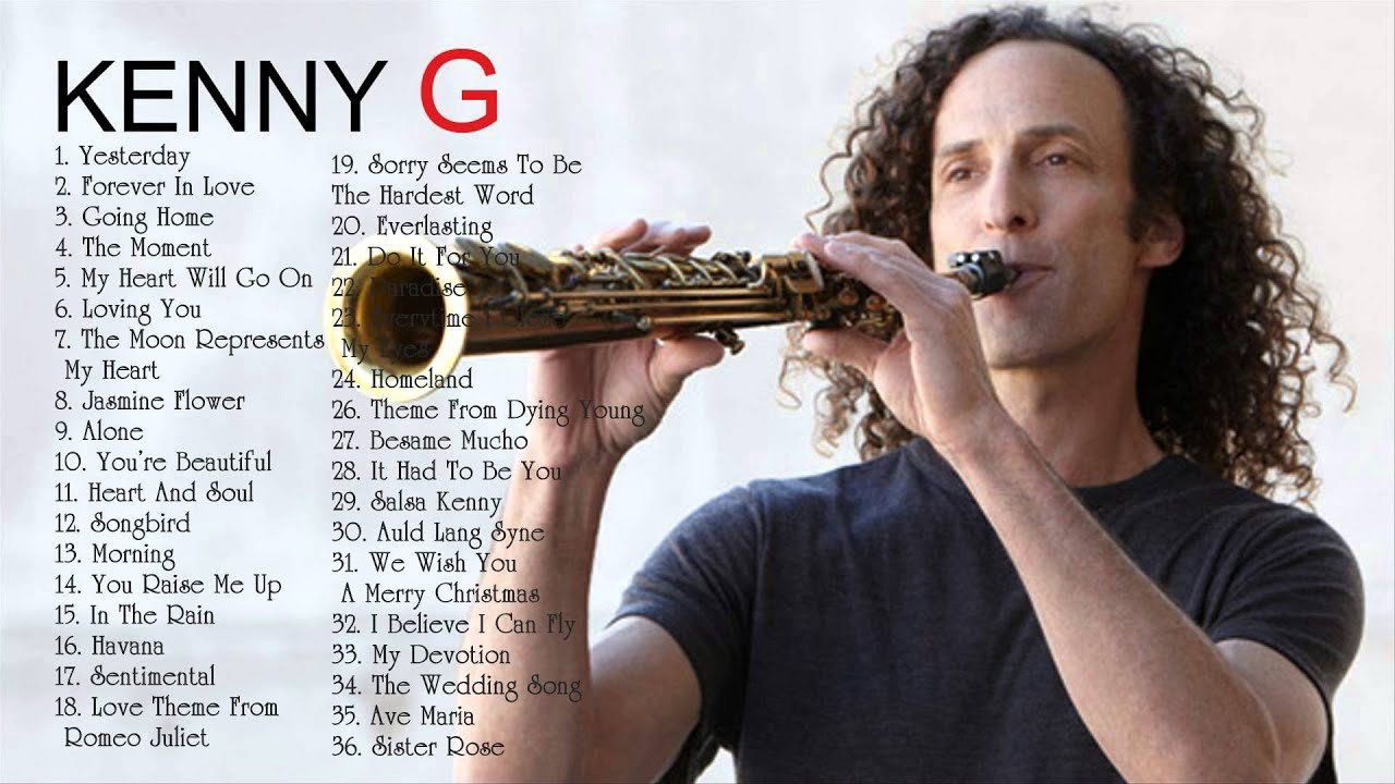 Listen to kenny g albums