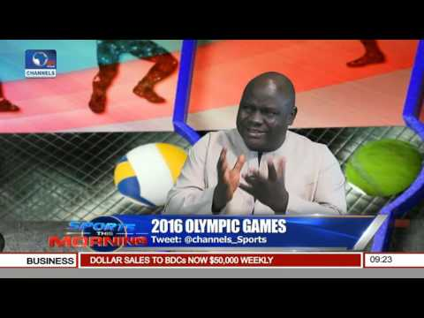 Sports This Morning: Analysing Team Nigeria Schedule In Rio Olympics