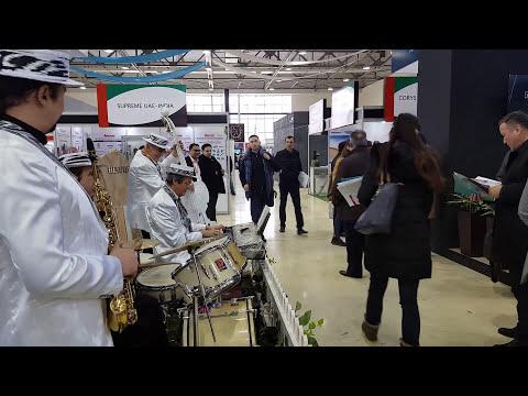 Tashkent Music Band @ Uzbuild Exhibition 2017 (1080p60 HD)