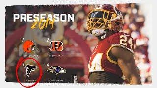 PRESEASON GAME #3:  Redskins @ Falcons Analysis LIVE! (1st Half)  #LouieTeeLIVE
