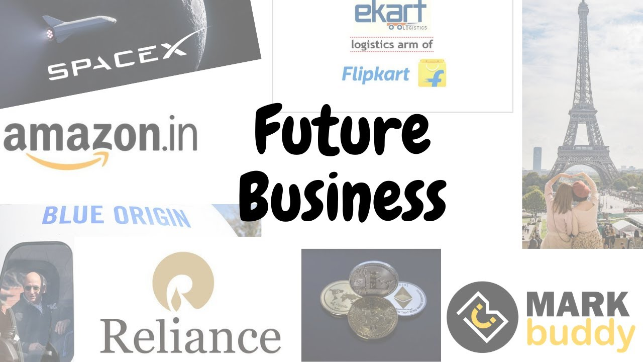 Future Business Trends 2030 to 2070 and Future Investment Ideas