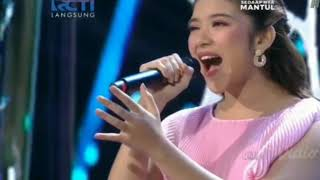 Tiara - Miliki Aku - Dea Mirella - taken from Indonesian Idol 2020  top 5 RCTI