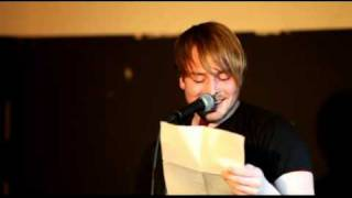 Poetry Slam Ulm: Hanz