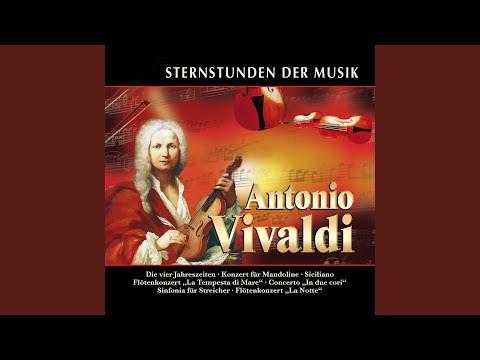 Violin Concerto in B-Flat Major, RV 362