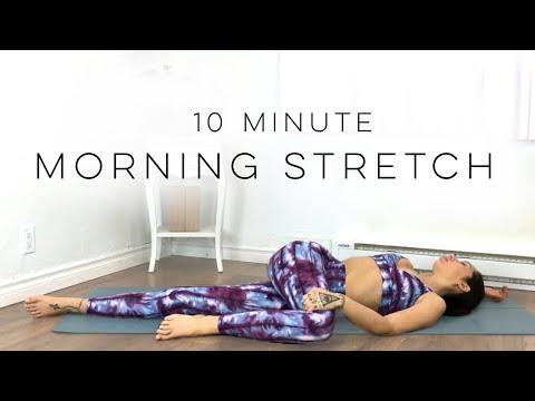 Morning Yoga Full Body Stretch | 10 Minute Yoga
