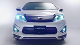 ALPINE STYLE アルパインスタイル カスタマイズカー ハリア― / アルファ...